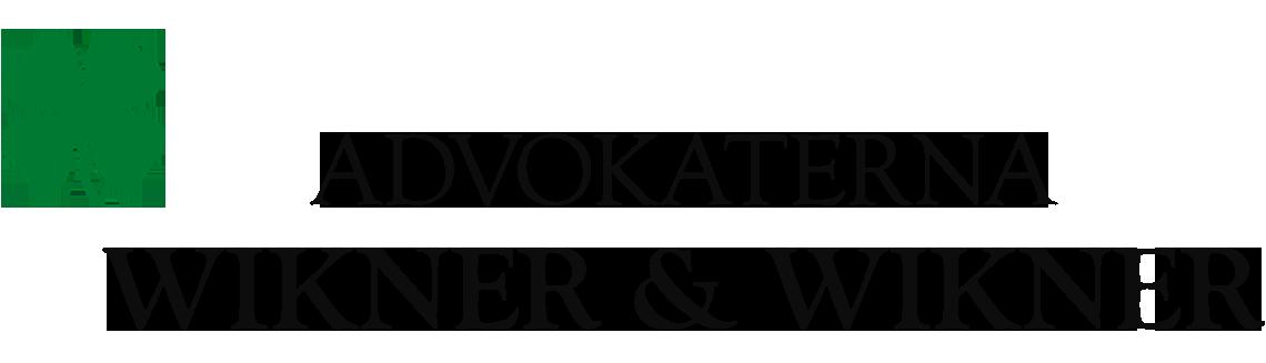 Advokatfirman Wikner's Logotyp